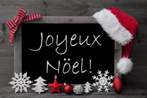 Franse kerst teksten